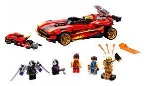 LEGO® Ninjago - X-1 Ninja Supercar 71737 (2021) ab 34,99 € / 30% gespart  (Stand: 15.08.2021) | LEGO® Preisvergleich brickmerge.de