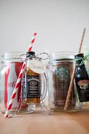 Decorating Mason Jars For Gifts The Original DIY Mason Jar Cocktail Gifts 65
