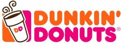 restaurants dunkin donuts iced coffee with milk large
