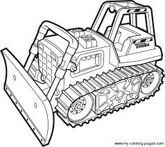Small Picture Coloring Page Construction Worker Colored Babis Free Coloring