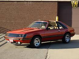 1979 Ford Mustang Daytona 23742 Miles Red-Orange T-Top 302 CI V8 4 ...