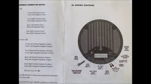 bazooka powered sub woofer wiring schematics bazooka powered sub woofer wiring schematics
