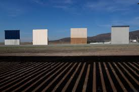 Mexico Border Wall Design Build The Wall It Could Take At Least 10 Years Even With