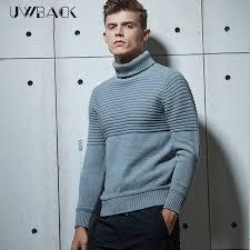 Asian men in sweaters