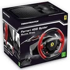 Thrustmaster Ferrari 458 Spider Racing Wheel Und Real De