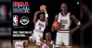 Adidas x dragon ball z. Mafex Michael Jordan 1992 Dream Team Edition Preview The Toyark News