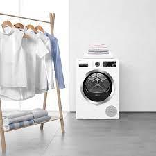 Serie 6 | Máy sấy quần áo Bosch WTW85400SG - sấy bơm nhiệt 9kg