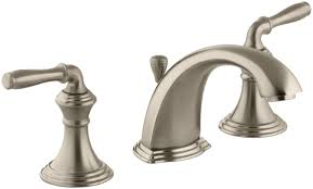 Clearance Bathroom Faucets Kohler K 394 4 Bathroom Faucet Buildcom