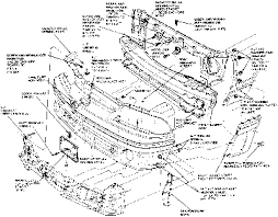 1993 gt radiator support removal anyone have a parts diagram click image for larger version 88150g11 gif views 11678 size 7 8