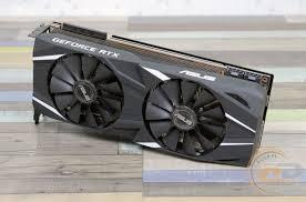 Обзор <b>видеокарты ASUS</b> Dual <b>GeForce RTX</b> 2080 Ti: экономим на ...