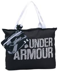 under armour logo. under armour logo tote