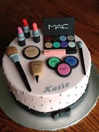 makeup kit birthday cake with name saubhaya