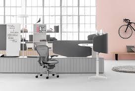 Herman Miller Office Design Impressive Herman Miller Introduces New Sittostand Desks TreeHugger