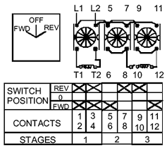reversing switch wiring diagram wiring diagram and hernes electric motor switch wiring diagram the