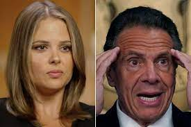 Cuomo 'groping' accusations revealed as ...