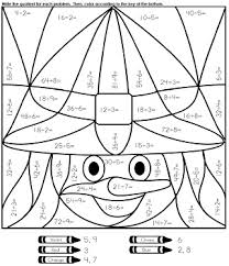 Small Picture Halloween Worksheets