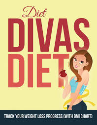 Weight Loss Chart Amazon Diet Divas Diet Track Your Weight Loss Progress With Bmi