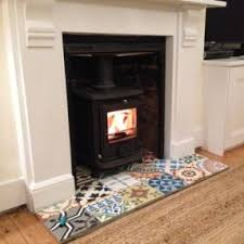 Fireplace Hearth Tile | FirePlace Ideas