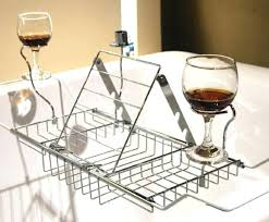 bath tub caddy bath tub bathtub tray bath reading rack wine glass holder tub chrome storage bath tub caddy bathtub caddy tray