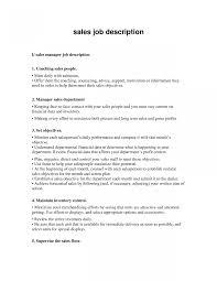 Inside Sales Manager Job Description Resume Examples Bank Call