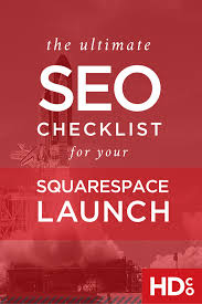 Graphic Design Columbia Mo The Ultimate Seo Checklist For Launching Your Squarespace