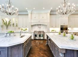 kitchen design ideas stunning gourmet kitchen design ideas beautiful kitchen with white cabinets two islands two chandelierarble small farmhouse