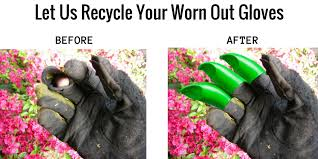 best gardening gloves. Let Us Recycle Your Worn Out Gloves Honey Badger Garden Best Gardening