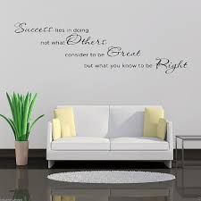 office wall decal. Art For Office Walls Best Of Success Wall Sticker Hall Inside Awesome Stickers Decal E
