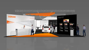 Osram Auto Light Osram At Automechanika 2018 Fair And Booth Information