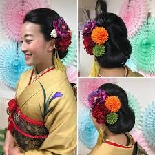 成人式の髪型2020ロング振袖の編み込み10選前髪なしのアレンジも