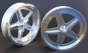 gibson wheels the lightest front wheels in drag racing