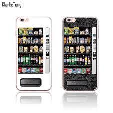 Iphone Vending Machine Classy Snack Vending Machine Pattern Ultra Thin TPU Soft Phone Case Cover