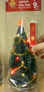 Impressive Ideas Mini Christmas Tree With Lights Miniature From Miniature Christmas Tree With Lights
