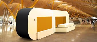 multifunctional furniture. Comfy ADream Pods Let You Take A Nap During Long Airport Layovers Multifunctional Furniture I
