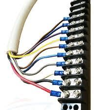 boat engine wiring harness gauge gauge ac dc marine inc yanmar single cable wiring harness
