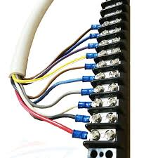 boat engine wiring harness 12 gauge 16 gauge ac dc marine inc yanmar single cable wiring harness