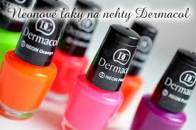 Neonové Laky Dermacol Kolekce 2014 Petralovelyhair