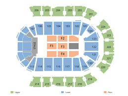 Spokane Arena Hockey Seating Chart Spokane Arena Seating Chart And Tickets Formerly Spokane