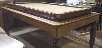 antique snooker dining tables uk. george edwards antique mahogany 6ft snooker dining table tables uk o