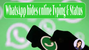 Read whatsapp messages without the sender finding it out turn on. Whatsapp Hides Online Typing Status Whatsapp Mahnoorvlogs Youtube
