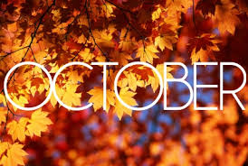 Image result for welcome october images