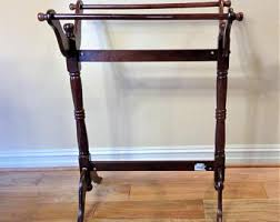Portable Quilt Display Stand Vintage quilt rack Etsy 89