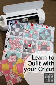 Learn to Quilt with your Cricut – Cricut Maker Block of the Week &  Adamdwight.com
