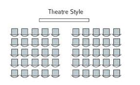 theatre style seating. Theatre Style Of Seating Alignment Let The Audience Face Forward Towards Function Room\u0027s Front, That Allow Them Getting More Impact From Urban Events - Strikingly