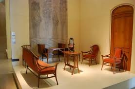 art nouveau chair design. like this: art nouveau chair design