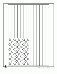 Small Picture Coloring Sheets For Flag Day Printable Coloring Pages