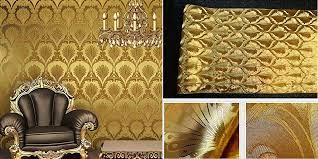 gold wallpaper captured in images