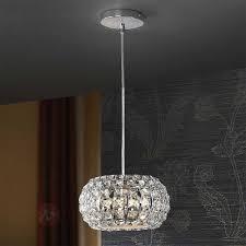 Nett Kristall Lampen Modern H C3 A4ngelampe Esstisch 64604 Haus
