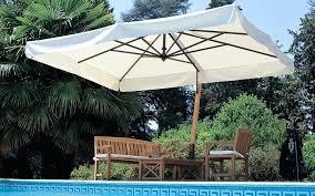 image of cantilever patio umbrellas rectangular uk