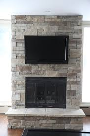 mantle without fireplace top sunny gold stone type